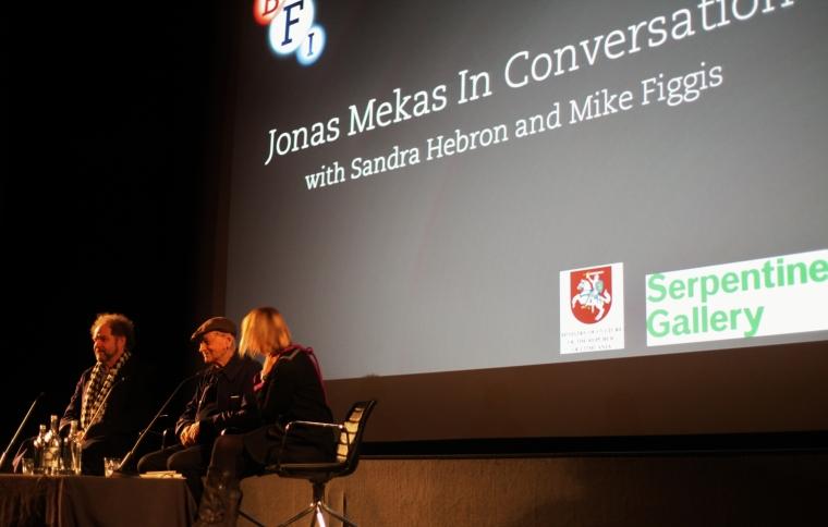 BFI Jonas Mekas