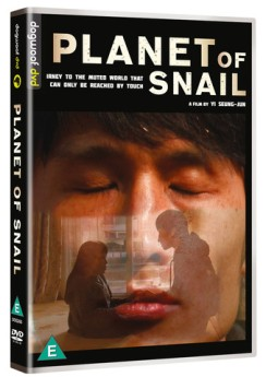 Planet Snail DVD image