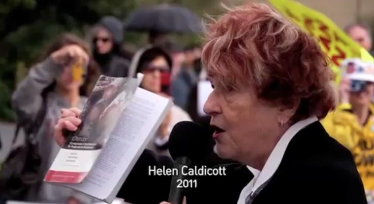 Caldicott in Pandora's Promise