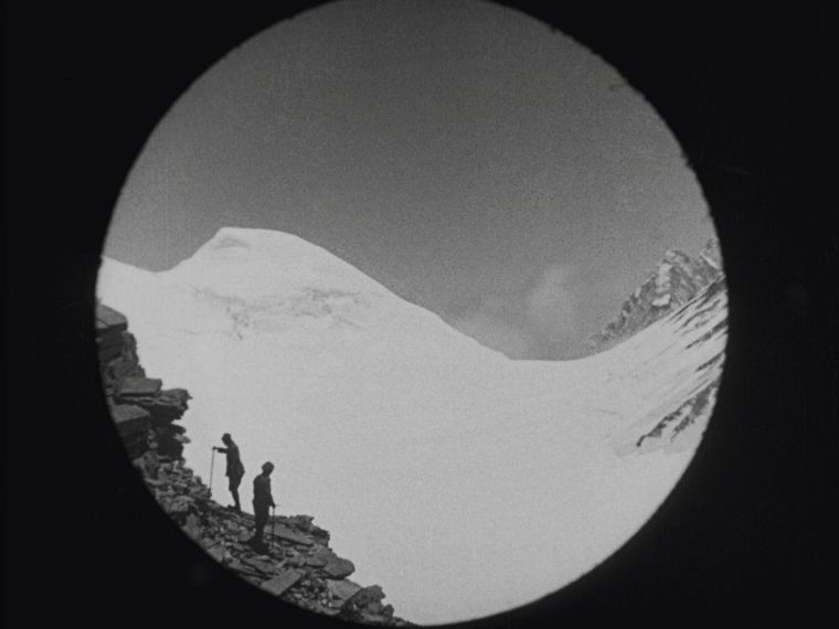 Epic of Everest, 1924